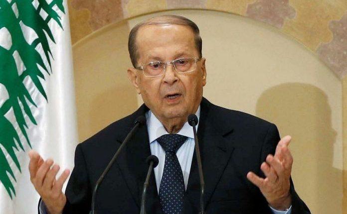 Lebanon President Michel Aoun