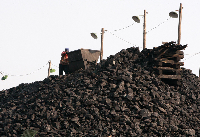 The NGOs demanded limiting the use of coal, amending the local regulations in using coal to be compatible with European standards, and never allowing the use of coal in residential areas (AFP/ file photo)