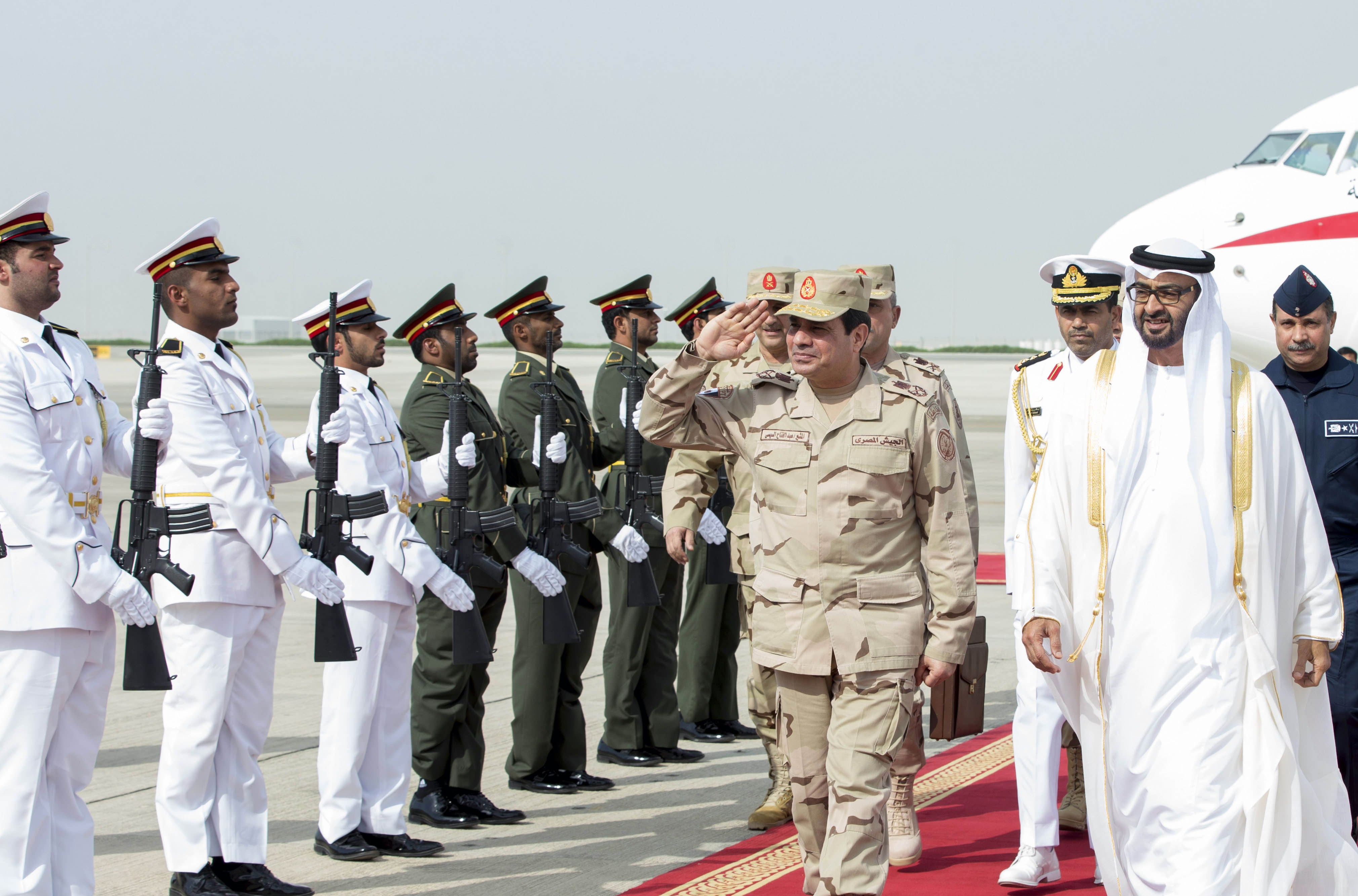 Leaked recording in February allegedly reveals top government officials are dissatisfied with financial support from the main GCC countries (AFP Photo )