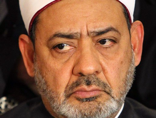 Al-Azhar Grand Imam Ahmed Al-Tayeb (AFP Photo)