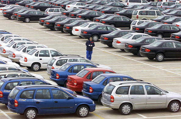 Egypt's car market has reported high rates of growth since the beginning of 2013, with a total of 102,452 vehicles sold, compared to 88,775 during the same period last year, representing 15% growth. (AFP File Photo)