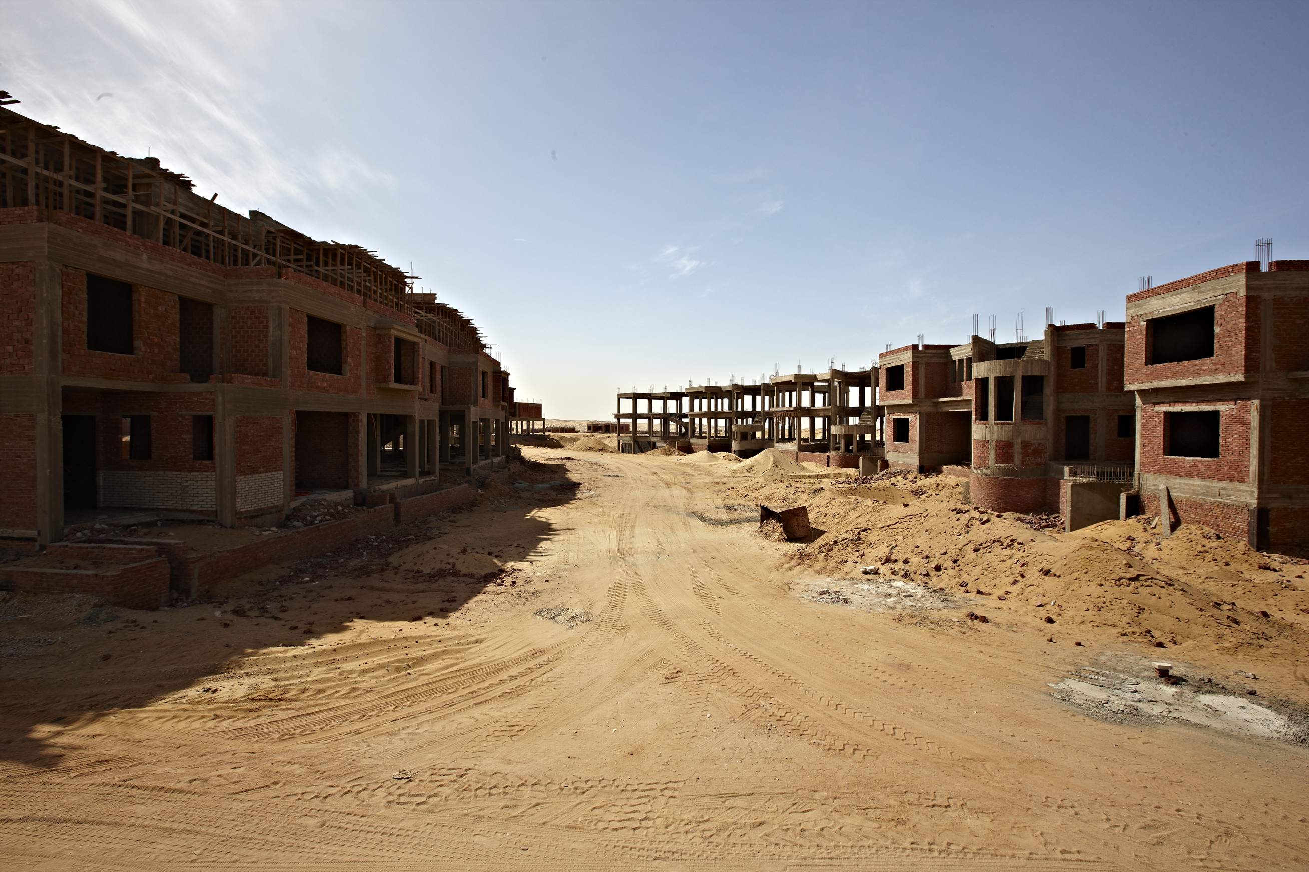 The General Authority for Construction and Housing Cooperatives (GACHC) conducts on Tuesday the first draw of its kind to allocate lands in New Cairo to 241 housing associations. (DNE File Photo)