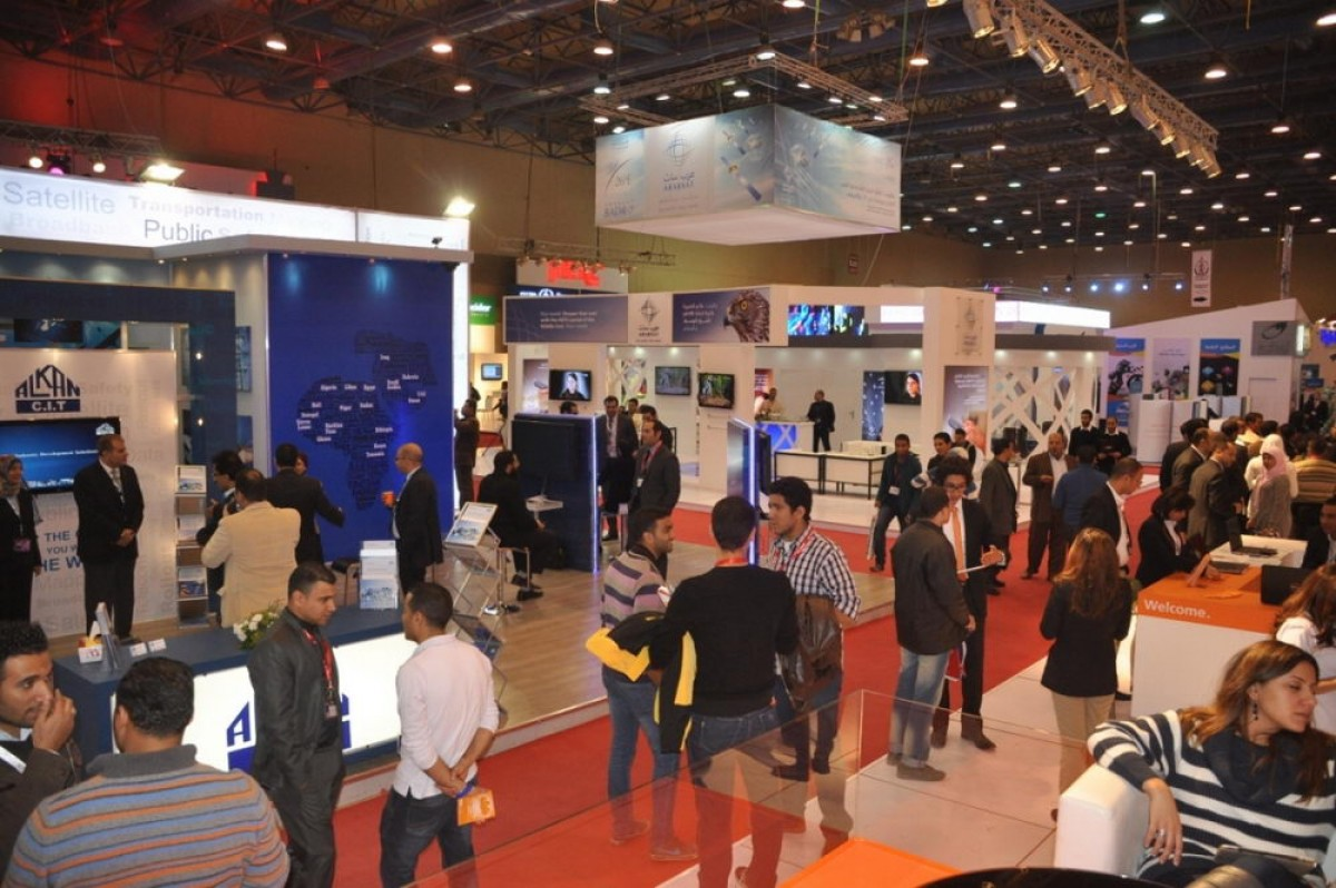 The 2014 Cairo ICT fair presents a new opportunity for partnerships with local and international companies, said Hamdy El-Leithi, member of the board of directors of the Chamber of Information Technology and Communications (CIT). (Photo ICT Handout)