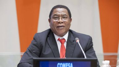 Common Market for Eastern and Southern Africa (COMESA) Secretary General Sindiso Ngwenya