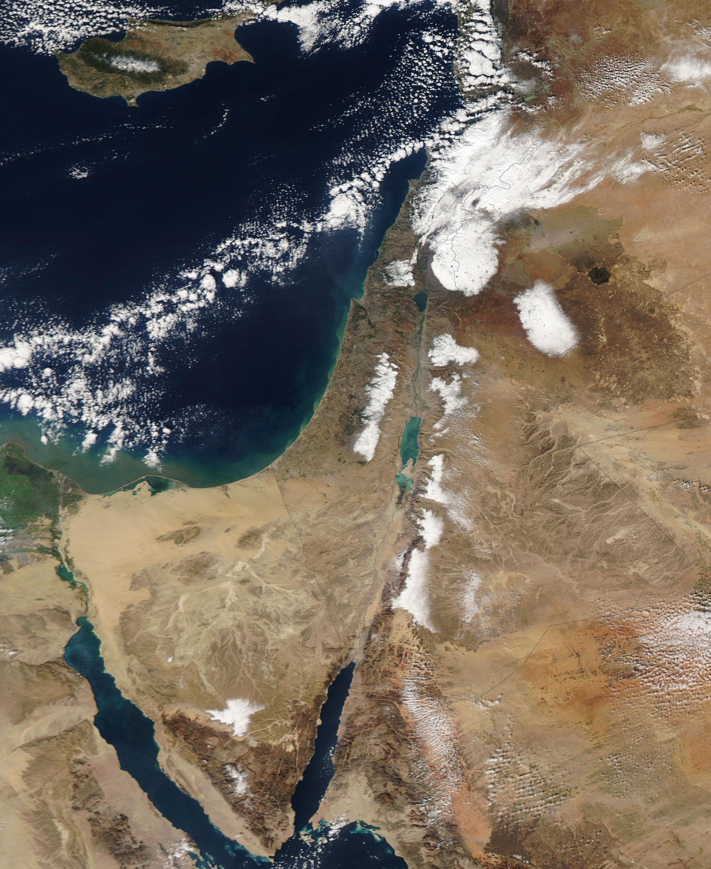 AFP PHOTO/NASA/TERRA-MODIS
