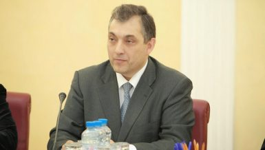 Chairperson of the Russian-Egyptian Business Council Mikhail Orlov