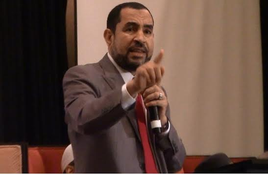 3.2 Abdul Mawgoud Dardery is the former spokesperson to the Foreign Relations Committee of the Muslim Brotherhood-affiliated Freedom and Justice Party (FJP). He now lives in the US. (Photo Public Domain)