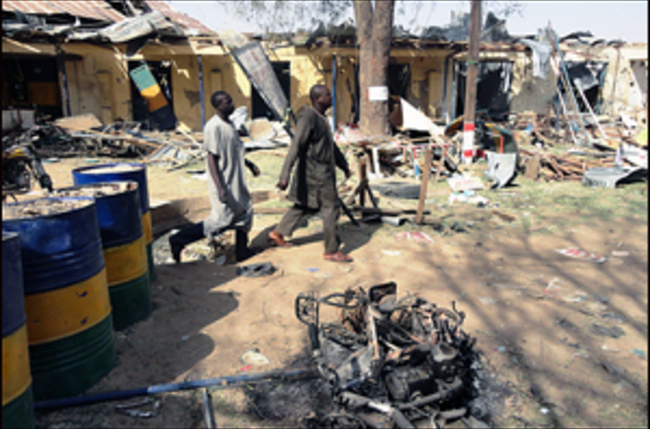 Militant activity in the Sahel region is one of the main problems hindering development  (AFP File Photo/Aminu Abubakar)