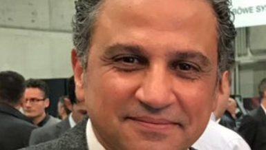 Ashraf Nathan, the general manager of graphics at Xerox