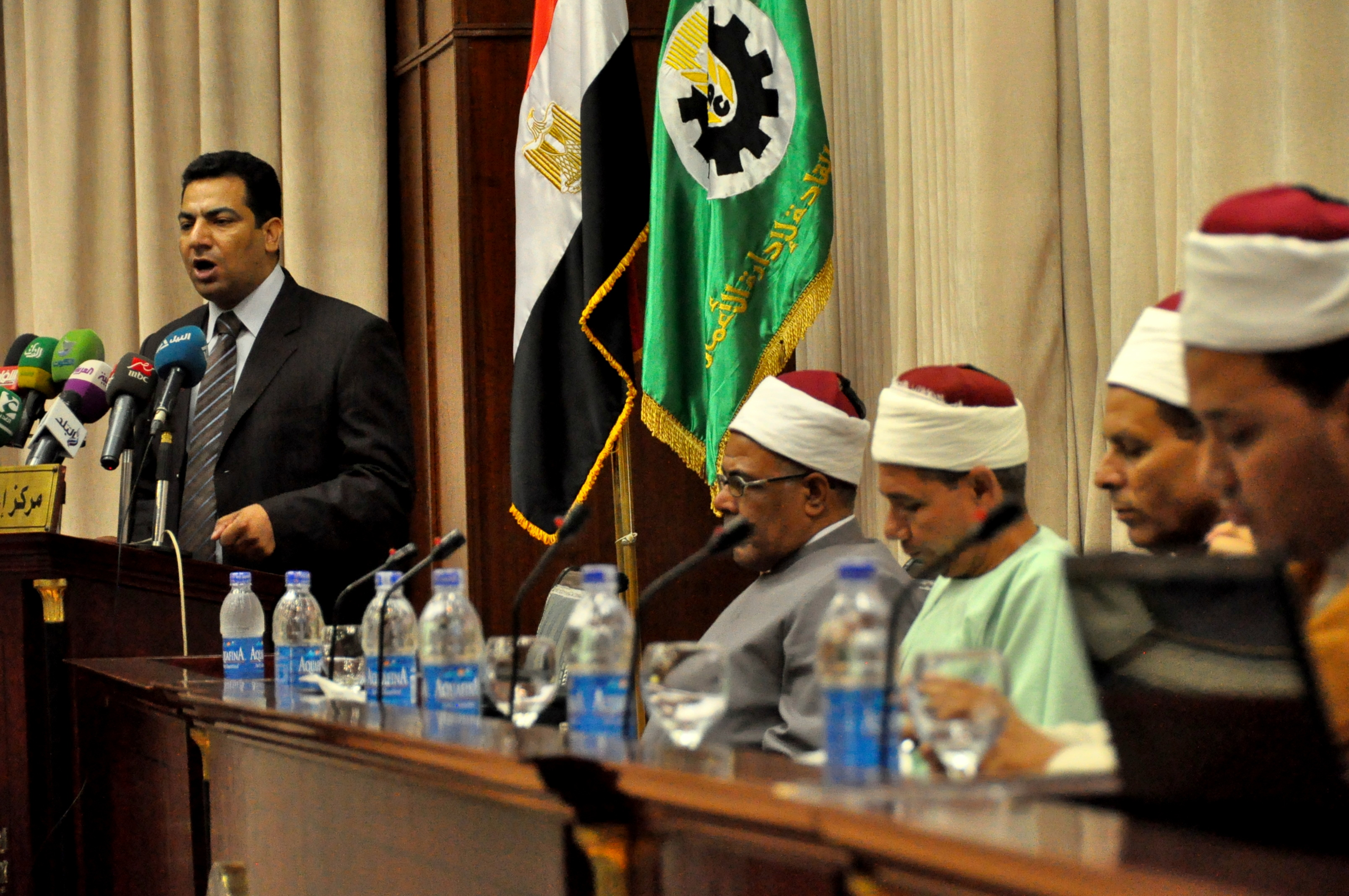 Movements within Al-Azhar call for its independence from the Ministry of Endowments (Photo by Aaron T Rose)