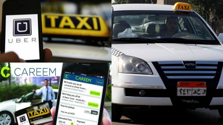 New Uber, Careem law might limit number of drivers - Daily News Egypt