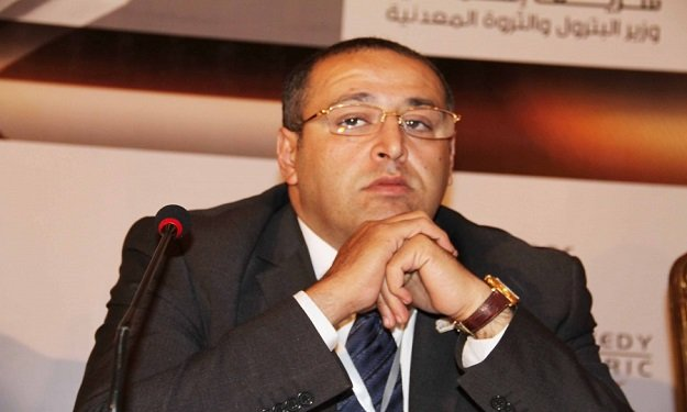 Ashraf Salman, Minister of Investment (DNE Photo)