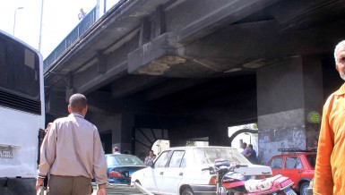 The ministry of transportation adopt an urgent plan to maintain roads and bridges in Egypt