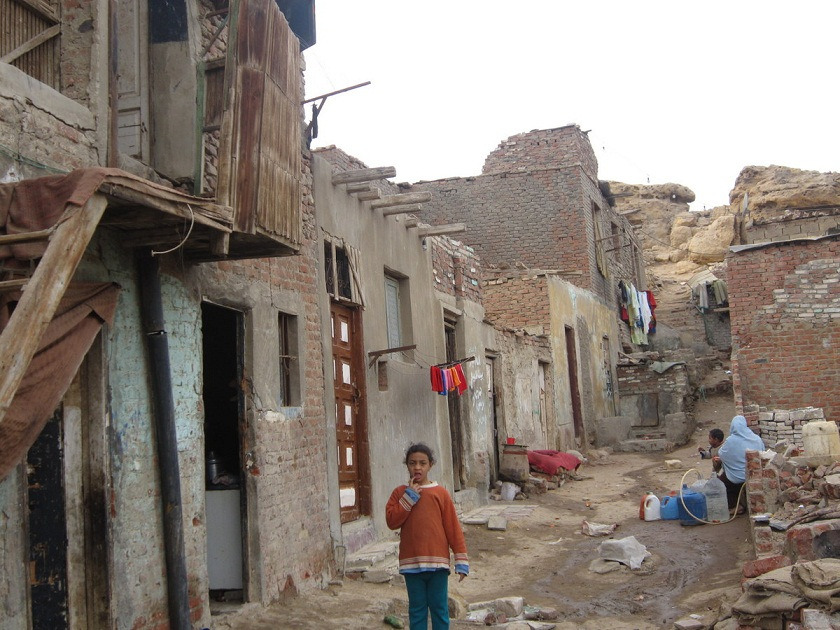 The Ministry completed slum redevelopment in Port Said at EGP 87m, Shaheen said. (Photo by Sara Al-Masry)