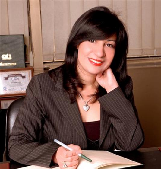 Dr Dalia A Kader
