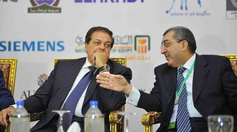 Sherif Barakat, the executive vice president of Samsung Electronics Egypt Public Domain