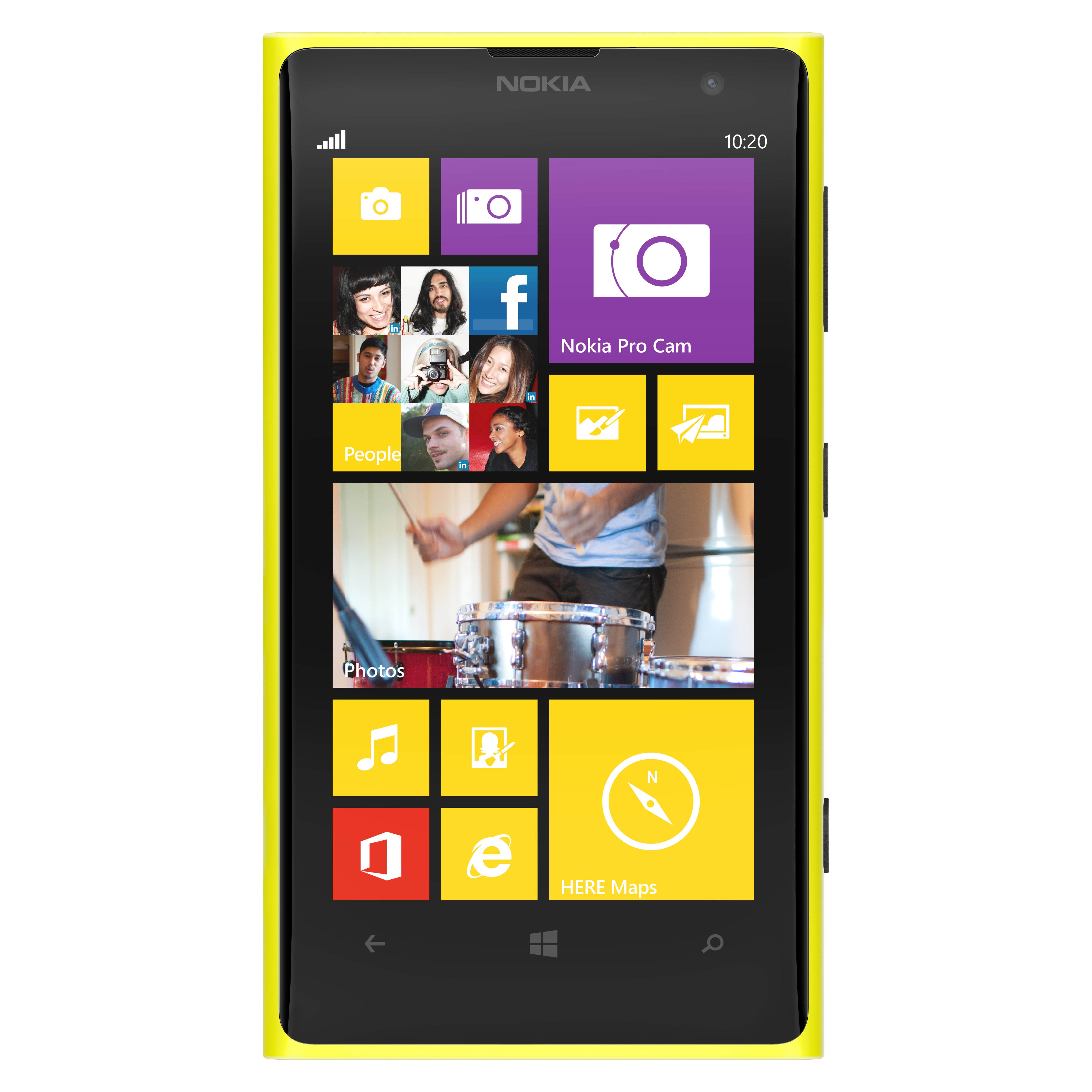 Nokia Lumia 1020 is unlike any smartphone in the Egyptian market