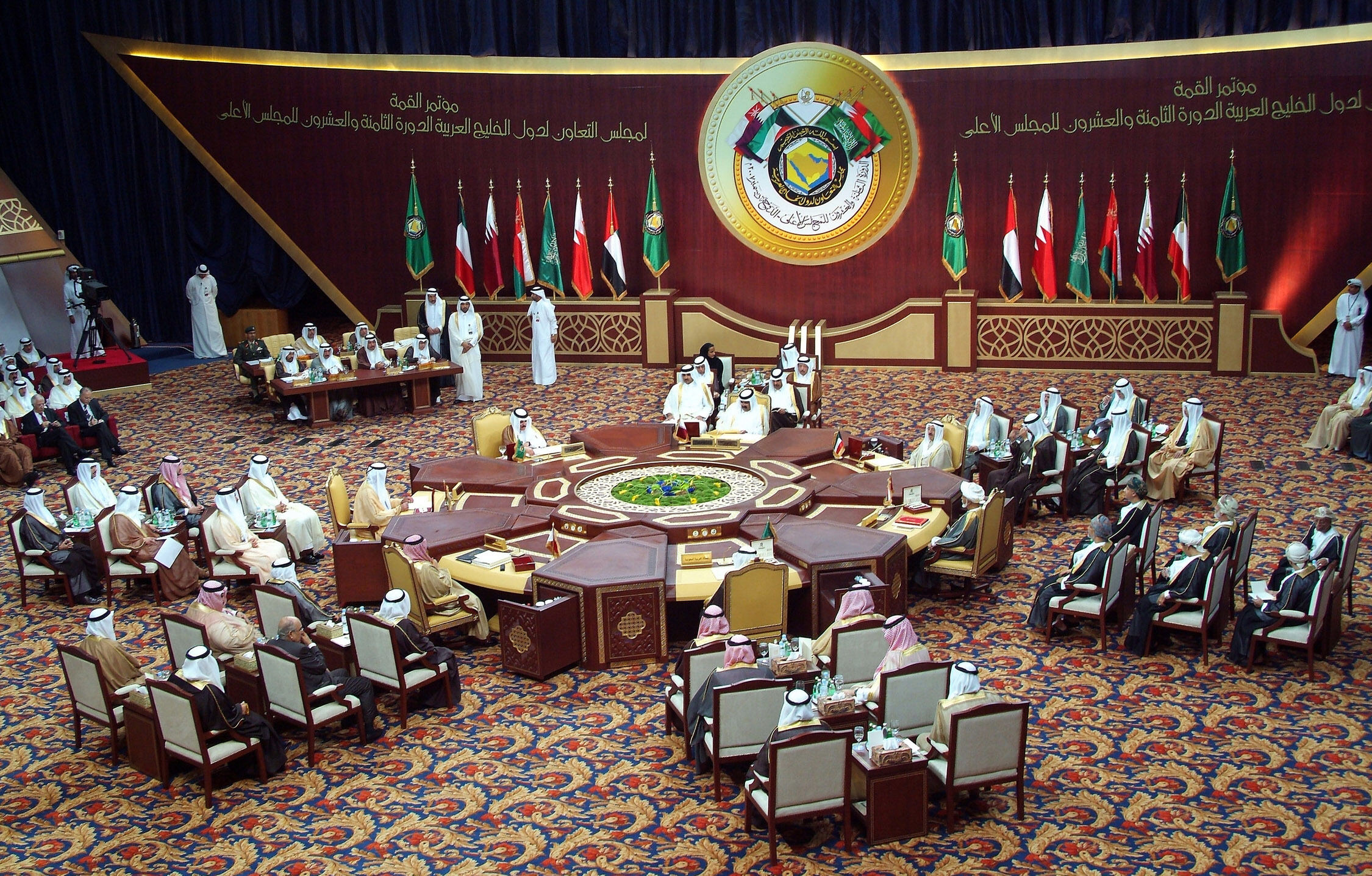 Egypt accused Qatar of supporting terrorism during a Thursday session of the Gulf Cooperation Council  (AFP File photo)
