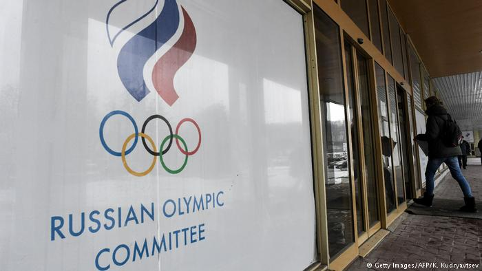 The Russian Olympic Commitee confirms its athletes may compete in Pyeongchang