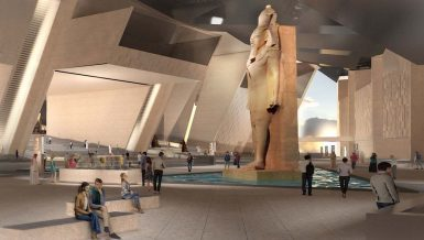 $1 billion grand egyptian museum