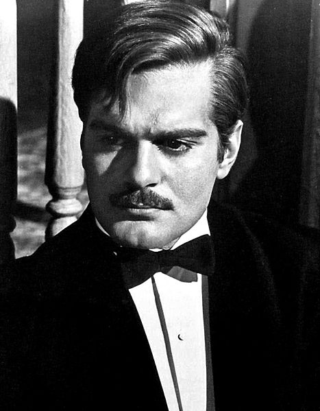 Omar Al-Sharif, born on 10 April 1932, died on 10 July 2015.
