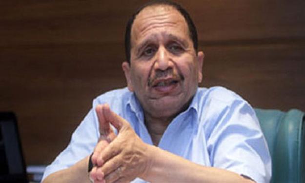 Mohamed Abdel Qader Gabullah, chairman of the Alexandria Maritime Transport Sector