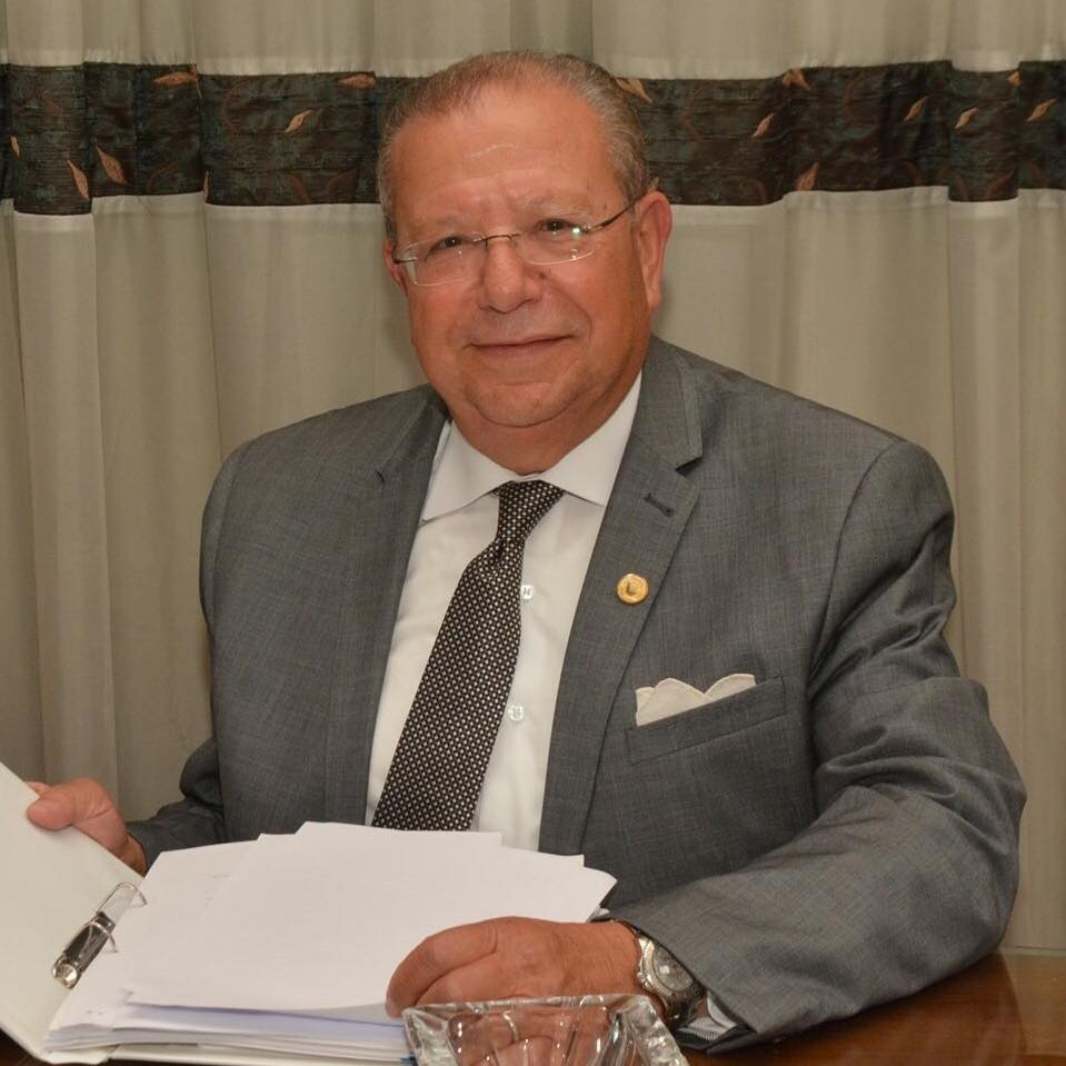 Mohamed Abdel Aal, member of the board of directors in one of the Arab and Egyptian banks and an expert on exchange markets (Photo Handout to DNE)