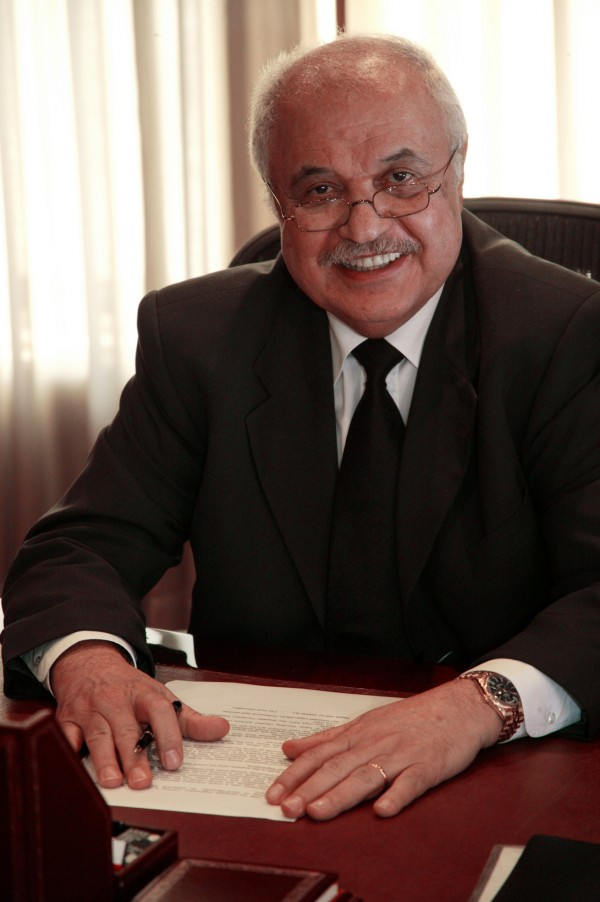 Talal Abu-Ghazaleh, Founder and Chairman of TAG-Org