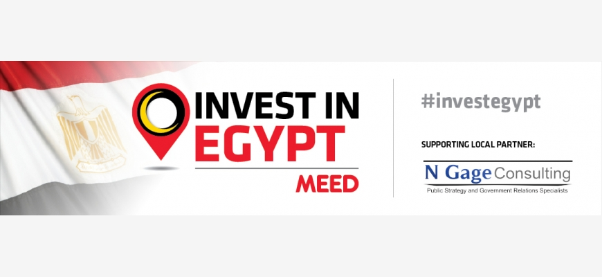 Abu Dhabi-based 'Invest in Egypt' Conference discusses opportunities and challenges in the renewable energy sector (Photo courtesy of 'Invest in Egypt' Conference)