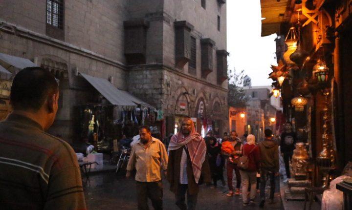 The hidden secrets of Al Mu'izz Street - Daily News Egypt