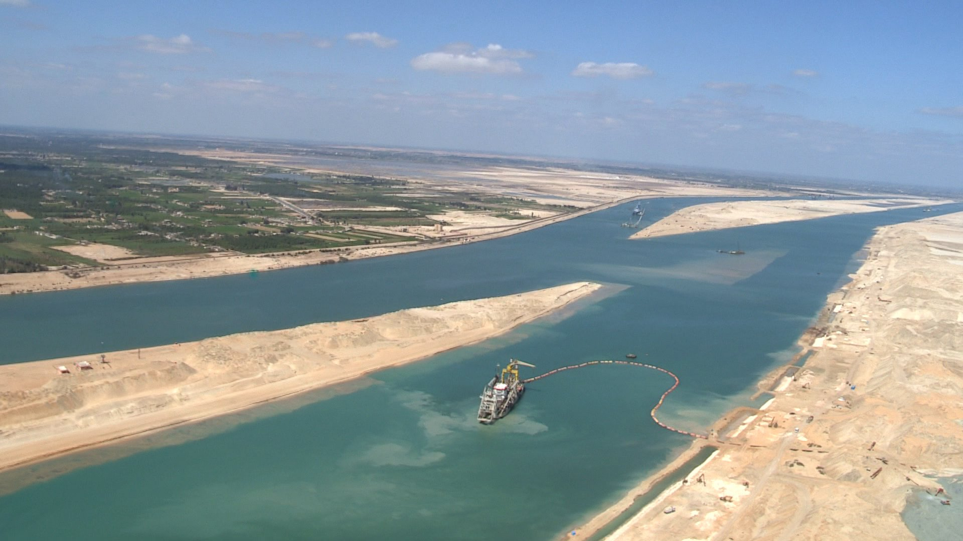 The Suez Canal, arguably one of the most important waterways in the world, could reward Egypt with great benefits, increase exports, decrease the unemployment rate, and develop the economy.