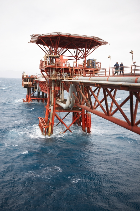 The Egyptian government has no choice but to pay its dues if it wants an increase in investments within the sector, official said. (Photo courtesy of BP)