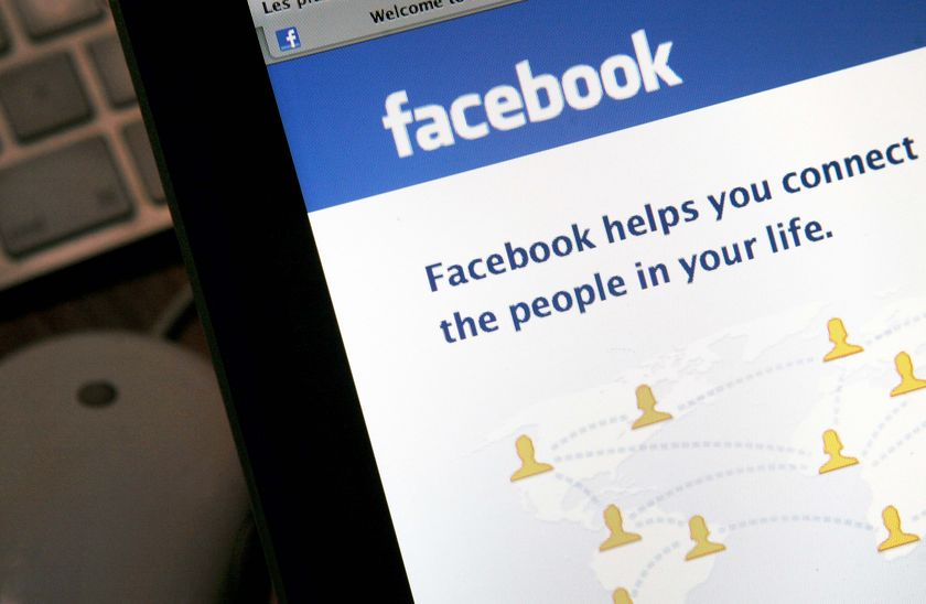 Facebook, the social network, is to announce its latest product on Thursday. (AFP Photo / Getty images)