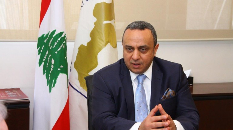 secretary general of the Union of Arab Banks (UAB) Wissam Hassan Fattouh Handout to DNE