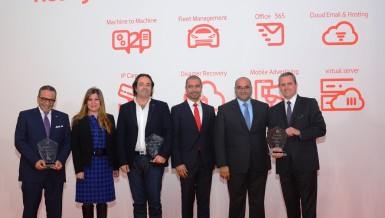 Vodafone launched the Ready Business Meter, a metric that will measure the preparedness of companies in the Egyptian market to address the technological challenges inherent to market.