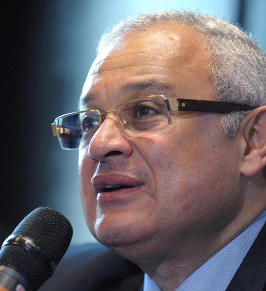 Zaazou denies enacting the programme to sell Egyptian citizenship to foreign investors (AFP Photo)