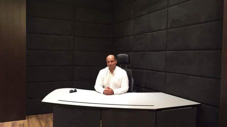 iSharp Managing Director Worldwide Ashraf Hozayen