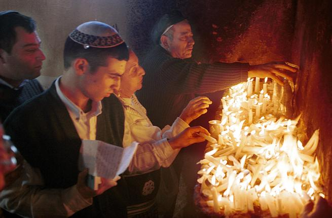 The court cancelled the Mouled's celebration of famous Jewish cleric Abo-Haseira (AFP file photo)
