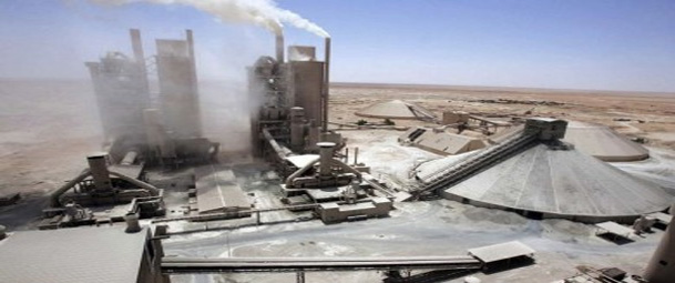 Head of the cement industry at the Federation of Egyptian Industries stated in January that the EGAS had reduced gas supply to cement producers by 50%. (Photo courtesy of Cement Egypt)