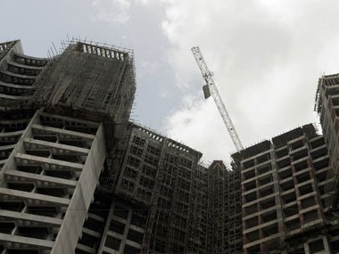 The units come as part of a social housing programme previously announced by the government in July 2012 (AFP File Photo)