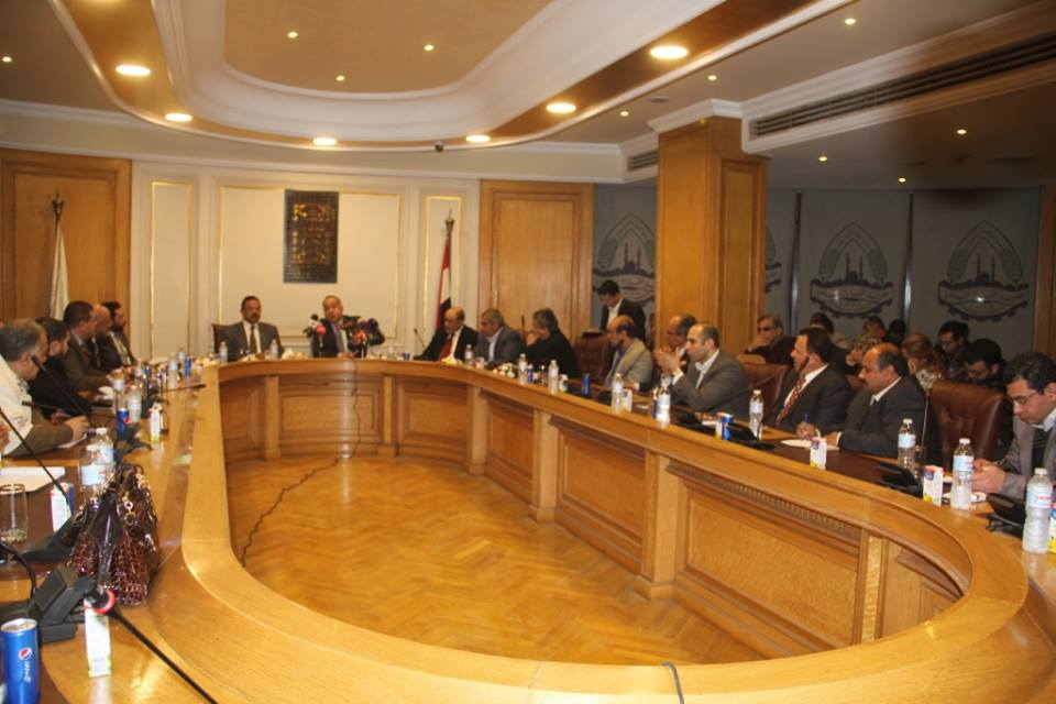 The Cairo Chamber of Commerce divisions will submit an urgent memorandum to Prime Minister Ibrahim Mehleb that demands a review of the CBE's decisions  (DNE Photo)