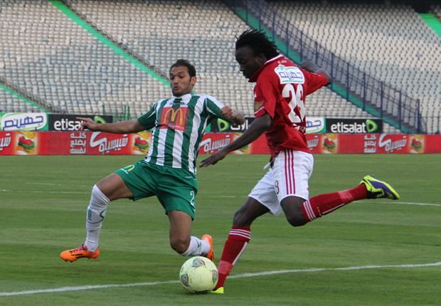 Al-Ahly were held to a 1-1 draw by Ivorian side Sewe Sport in their third Group B match  (Photo from CAFonline.com)