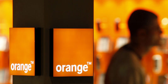 Orange will pay an amount of approximately €209.6m to increase its stake in Mobinil, from approximately 94% to approximately 99%. (AFP Photo )