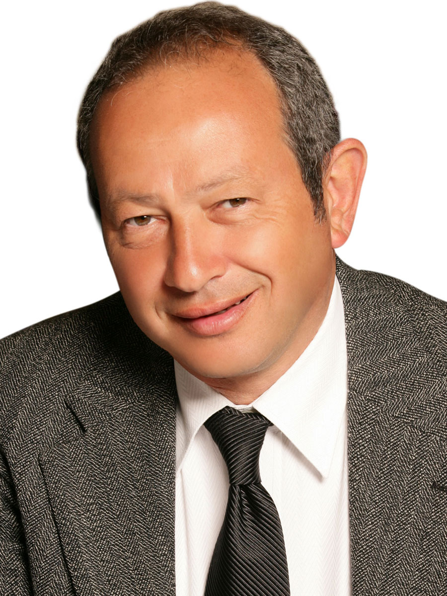 Egyptian tycoon Naguib Sawiris prepared to invest in Telecom Italia (AFP Photo)