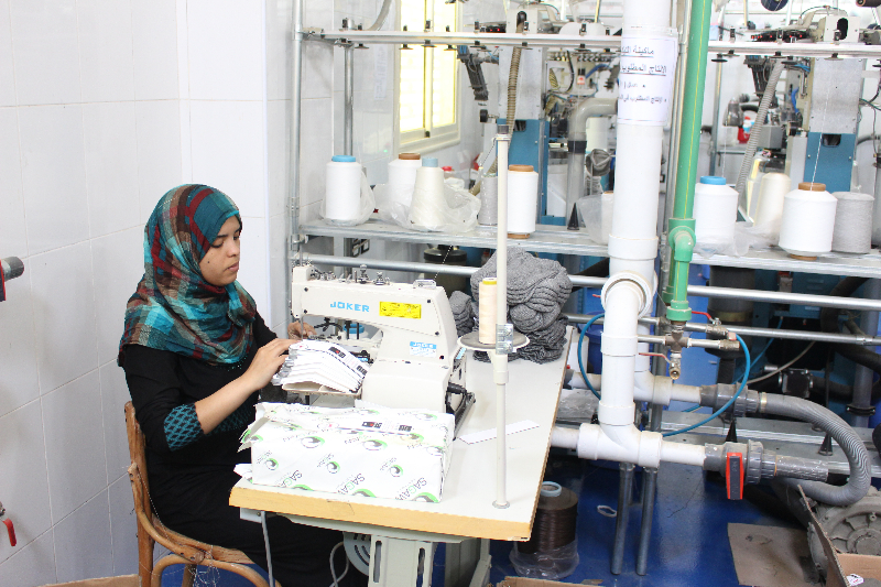 There are 200 out of 908 factories operating, adding that investments for construction amount to approximately EGP 3bn (DNE Photo)