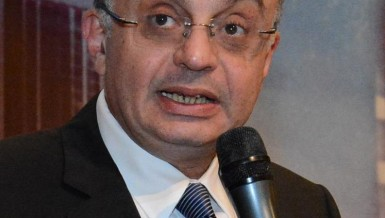 Head of the Egyptian Financial Supervisory Authority (EFSA) Sherif Samy Courtesy of EFSA