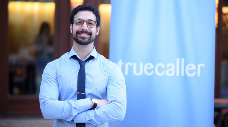 We have more than 2 billion monthly searches on Truecaller, says Husain Misherghi, Vice President of Growth Partnerships for Middle East and North Africa Photo handout to DNE