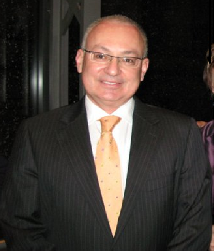 Mohamed Refaat Managing Director of the Egyptian Credit Bureau, I-Score Photo handout to DNE