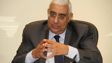 Chairperson of the United Bank (UBE) Ashraf Elkady Nagy Yousef