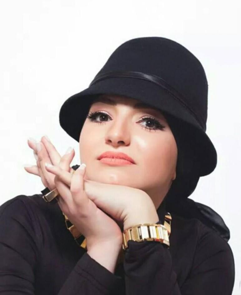 Designer Heba Edres (Photo from facebook)